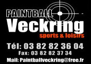 Paintball Veckring